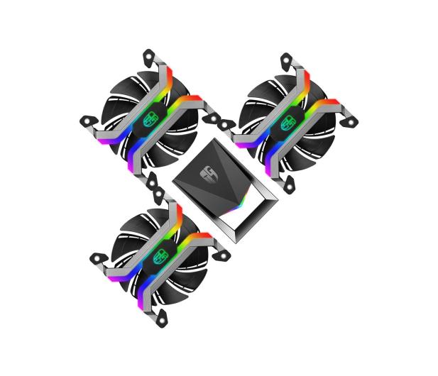 Deepcool MF 120 - 3 w 1 - 484119 - zdjęcie 10