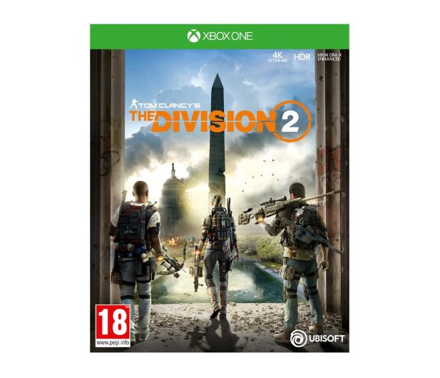 Microsoft Xbox One S 1TB + The Division 2 - 485566 - zdjęcie 6