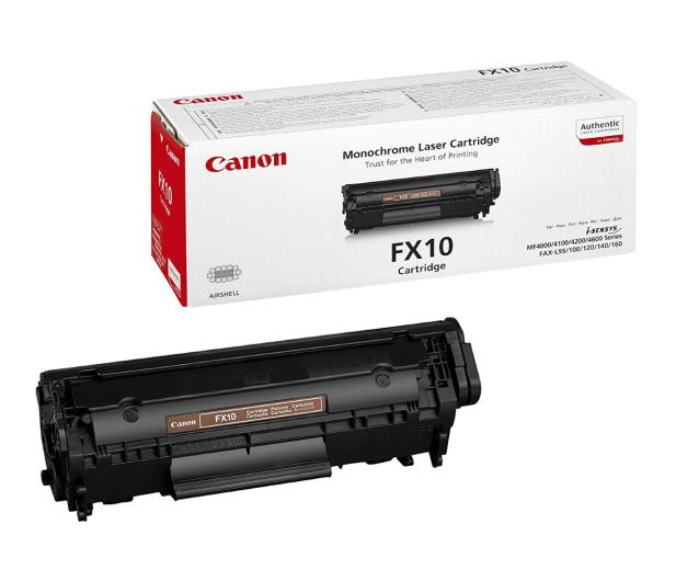 Canon FX10 black 2000str. - 15124 - zdjęcie