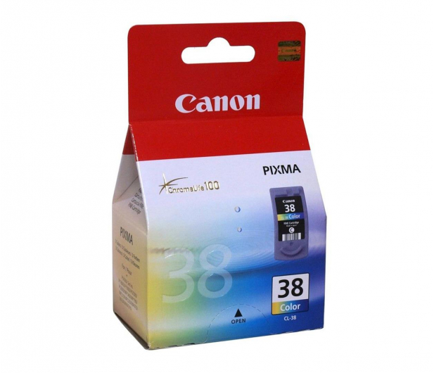 Canon CL-38 kolor 9ml   - 25124 - zdjęcie