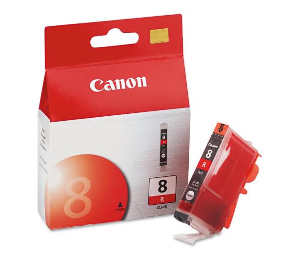 Canon CLI-8R red 13ml - 25504 - zdjęcie