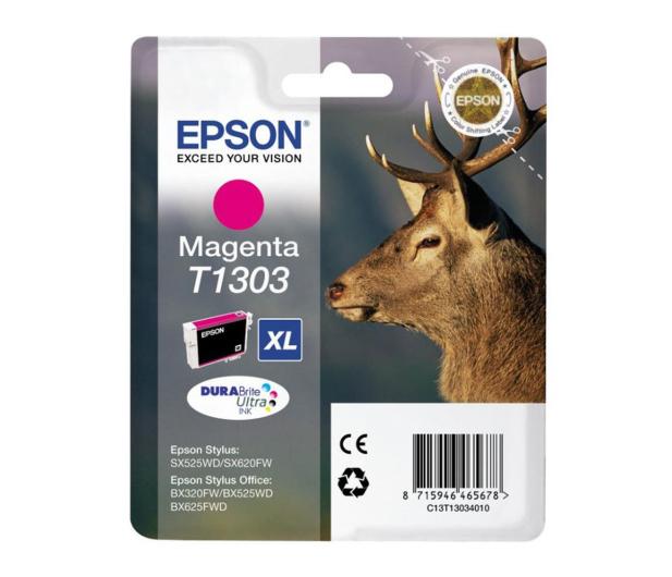 Epson T1303 magenta 10,1ml  - 58637 - zdjęcie