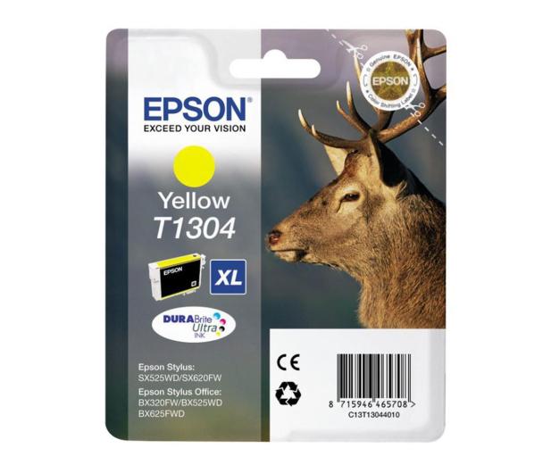 Epson T1304 yellow 10,1ml  - 58638 - zdjęcie