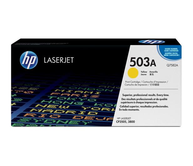 HP Q7582A yellow 6000str. - 15058 - zdjęcie