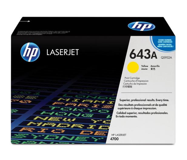 HP Q5952A yellow 10000str. - 15061 - zdjęcie