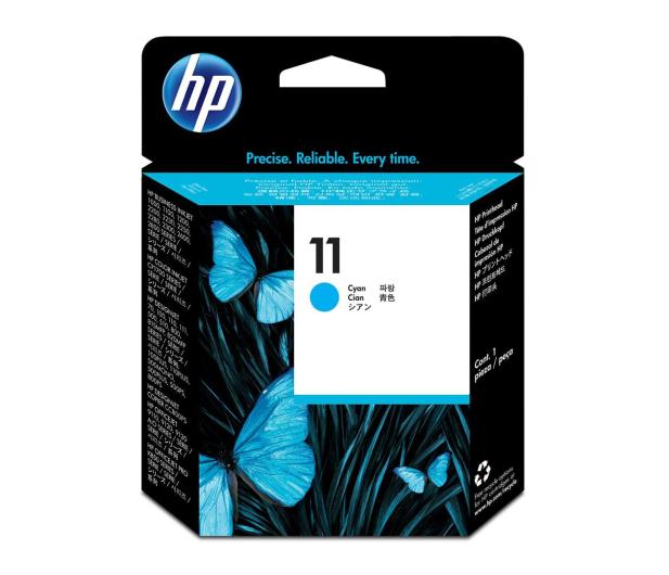 HP 11 C4811A cyan głowica 24000str. - 14058 - zdjęcie