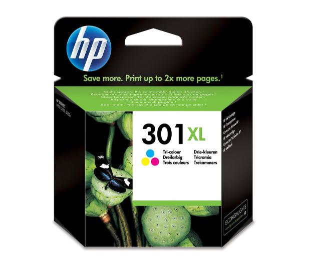 HP 301XL color 330str. - 61710 - zdjęcie