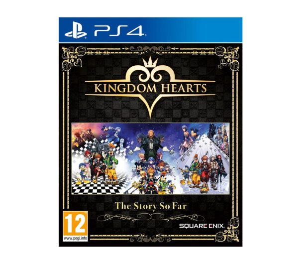 CENEGA Kingdom Hearts: The Story So Far - 485910 - zdjęcie