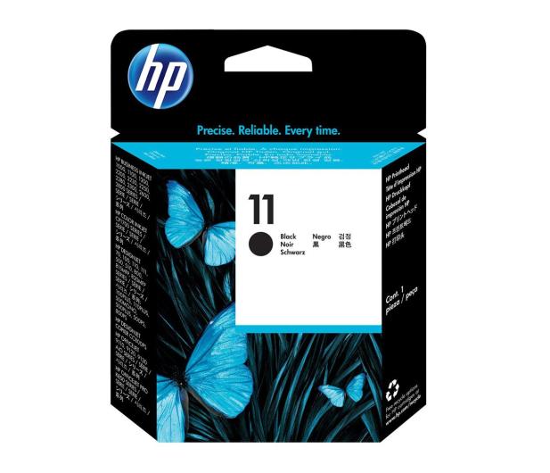HP 11 C4810A czarna głowica drukująca 16000str. - 5969 - zdjęcie