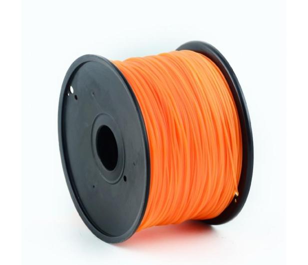 Gembird ABS Orange 1kg - 485184 - zdjęcie