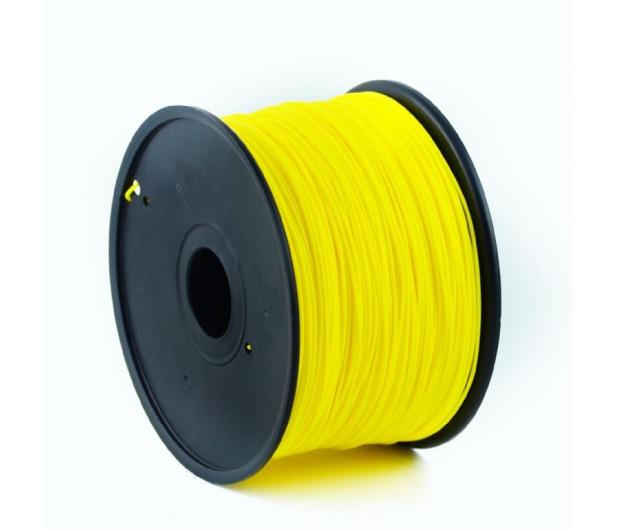 Gembird ABS Fluorescent Yellow 1kg - 485171 - zdjęcie