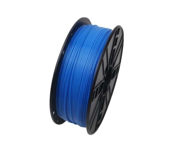 Gembird PLA Fluorescent Blue 1kg - 485460 - zdjęcie