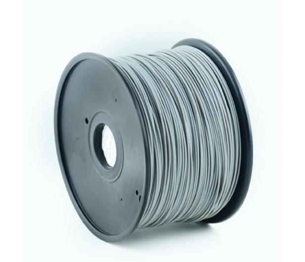 Gembird Filament PLA Grey 1kg - 485472 - zdjęcie