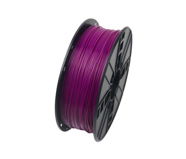Gembird PLA Purple 1kg - 485485 - zdjęcie