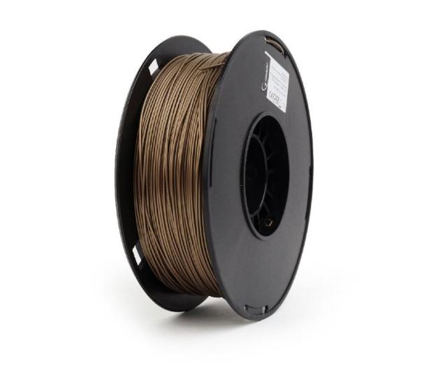 Gembird Filament PLA Gold 1kg - 485538 - zdjęcie