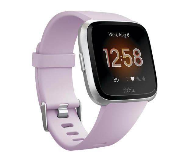 Fitbit Versa Lite Liliowa - 485348 - zdjęcie