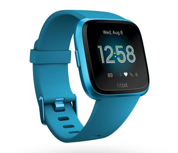 Fitbit Versa Lite Niebieska  - 485346 - zdjęcie