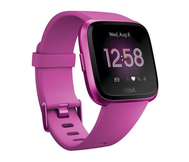 Fitbit Versa Lite Purpurowa - 485347 - zdjęcie