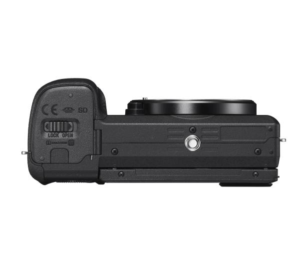 Sony ILCE A6400 body czarny  - 483096 - zdjęcie 3