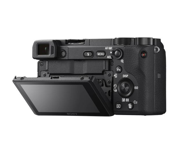 Sony ILCE A6400 body czarny  - 483096 - zdjęcie 5