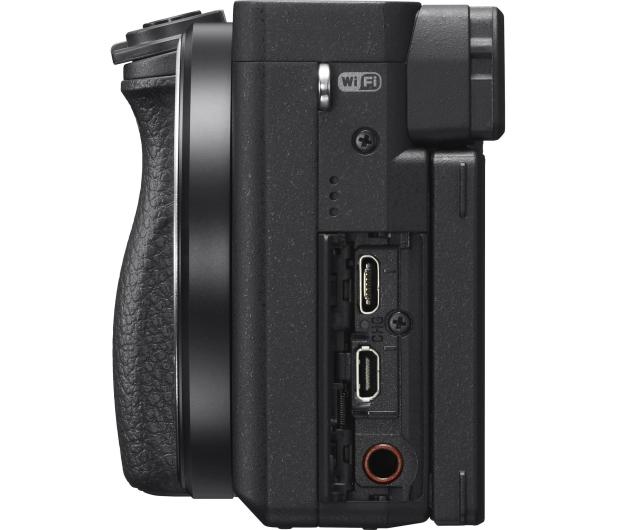 Sony ILCE A6400 body czarny  - 483096 - zdjęcie 7