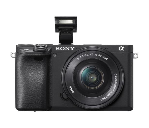 Sony ILCE A6400 + 16-50mm czarny  - 483101 - zdjęcie 10