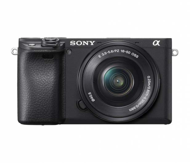 Sony ILCE A6400 + 16-50mm czarny  - 483101 - zdjęcie