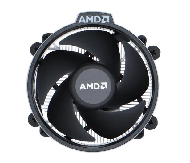 AMD Chłodzenie BOX OEM (Ryzen 5 2600) - 457467 - zdjęcie