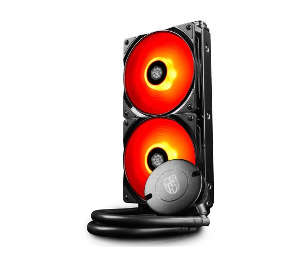Deepcool Maelstrom 240 RGB 2x120mm - 484088 - zdjęcie 4
