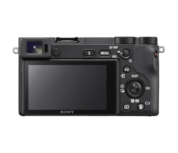 Sony ILCE A6500 body czarny  - 483120 - zdjęcie 2