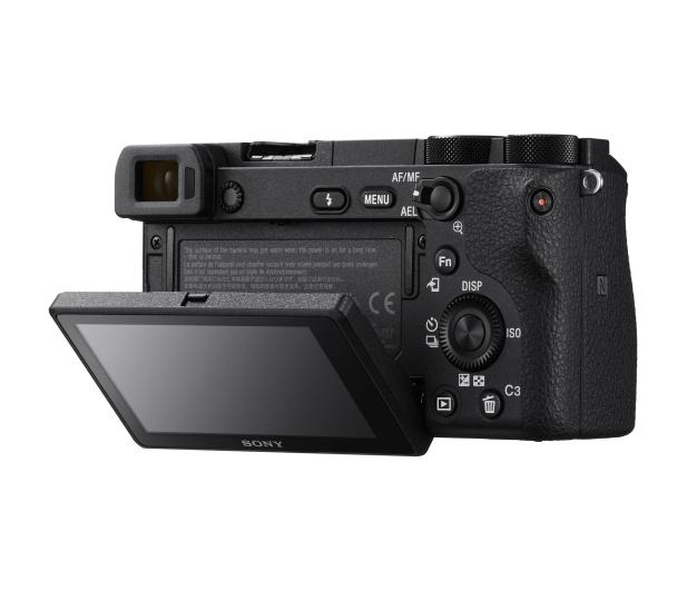 Sony ILCE A6500 body czarny  - 483120 - zdjęcie 3