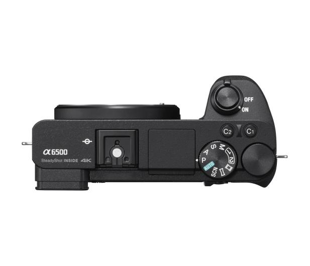Sony ILCE A6500 + 18-105mm czarny  - 483121 - zdjęcie 5