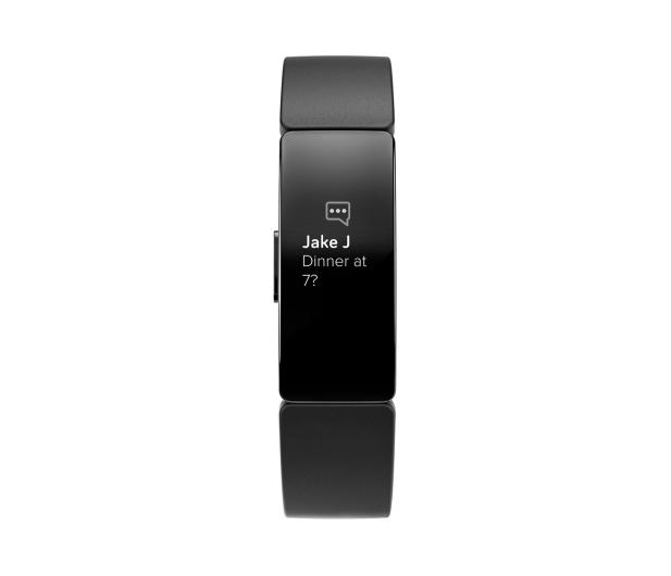 Fitbit Inspire czarna  - 485340 - zdjęcie 2