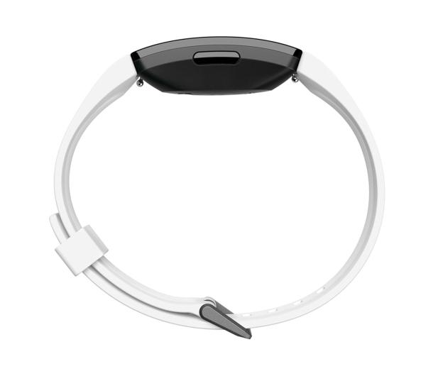 Fitbit Inspire HR Czarno - Biała - 485344 - zdjęcie 3
