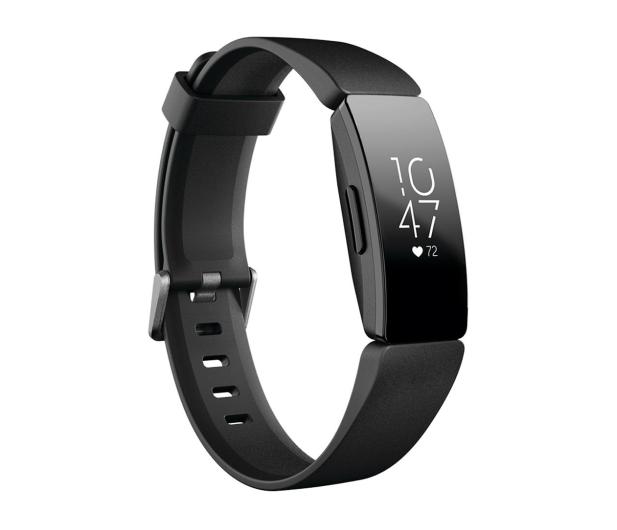 Fitbit Inspire HR czarna - 485342 - zdjęcie