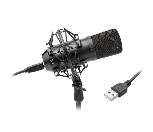 TIE Condenser Mic USB (czarny) - 486948 - zdjęcie 2