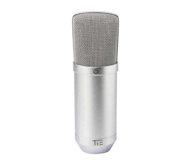 TIE Condenser Mic USB (srebrny) - 486949 - zdjęcie