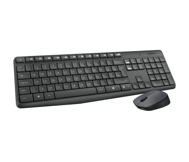Logitech MK235 Wireless Keyboard and Mouse - 298534 - zdjęcie 3