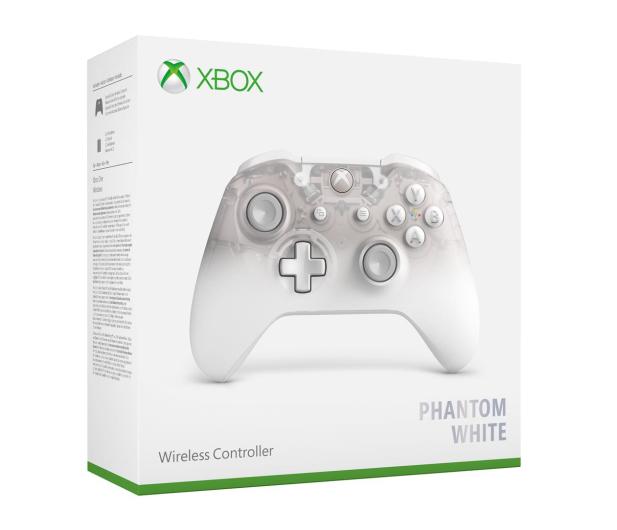 Microsoft Xbox One S Wireless Controller - Phantom White - 486163 - zdjęcie 5