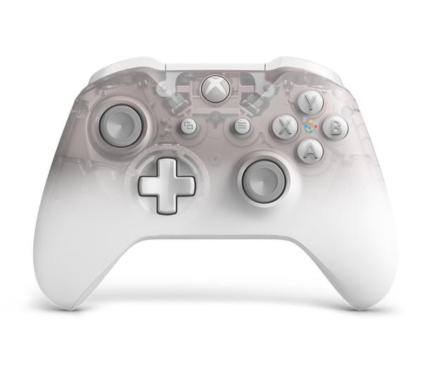 Microsoft Xbox One S Wireless Controller - Phantom White - 486163 - zdjęcie