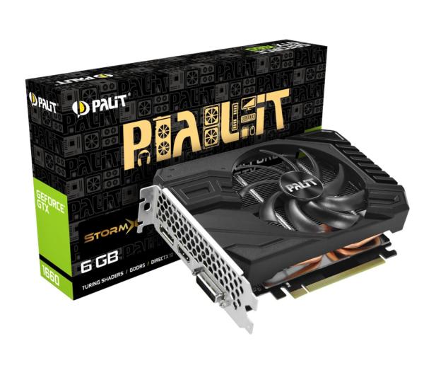 Palit GeForce GTX 1660 StormX 6GB GDDR5  - 485979 - zdjęcie