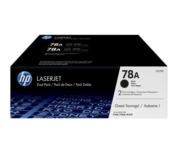 HP HP 78A  Dual pack, 2szt - 239504 - zdjęcie