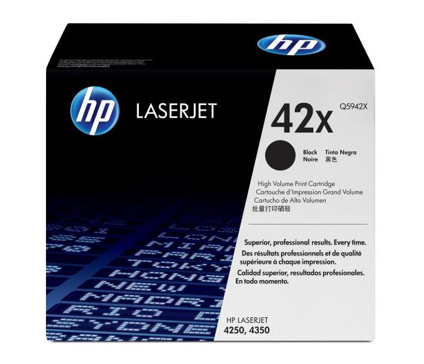 HP 42X Q5942X black 20000str. - 6514 - zdjęcie