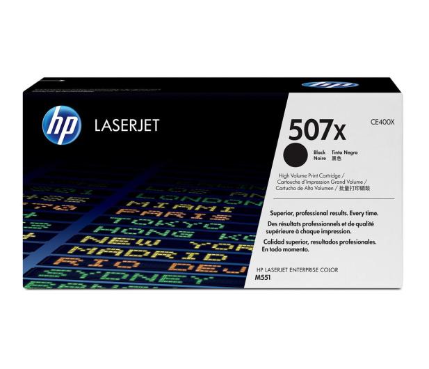 HP 507X black 11000str. - 74486 - zdjęcie