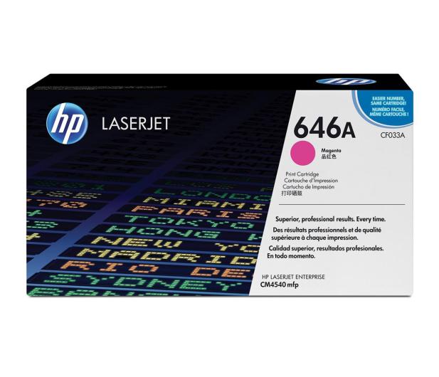 HP 646A CF033A magenta 12500str. - 62132 - zdjęcie