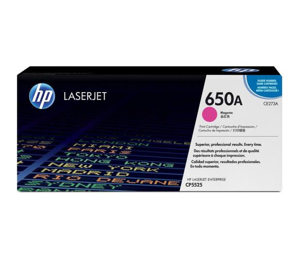 HP 650A CE273A magenta 15000str. - 62137 - zdjęcie