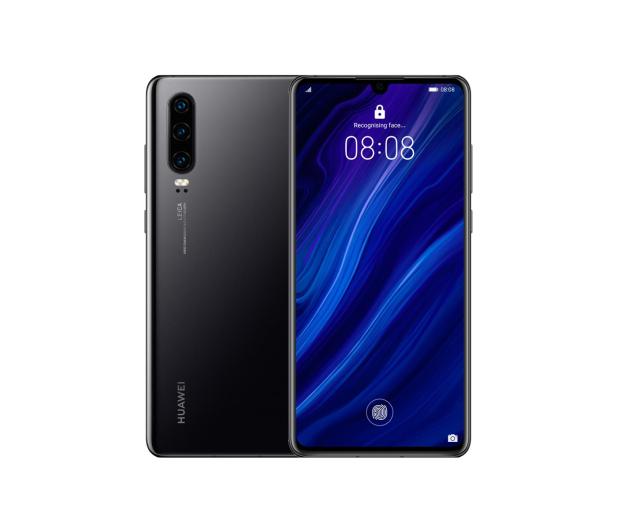 Huawei P30 128GB Czarny - 483692 - zdjęcie