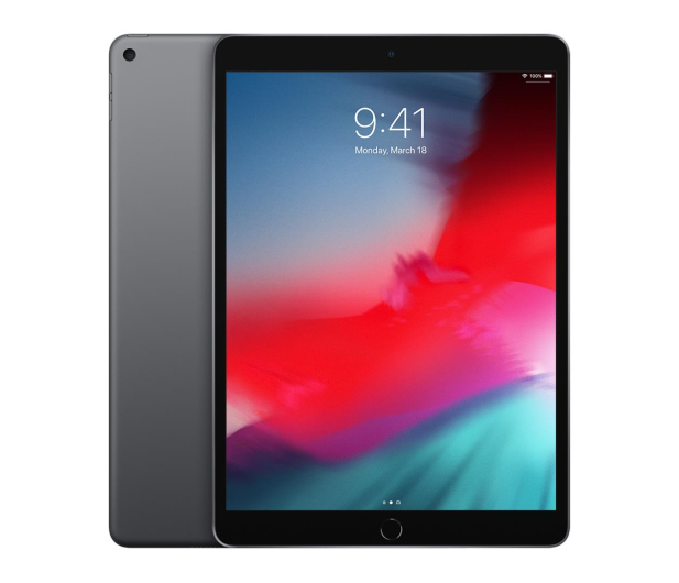 "Apple iPad Air 10,5"" 64GB Wi-Fi Space Gray - 486950 - zdjęcie 1"