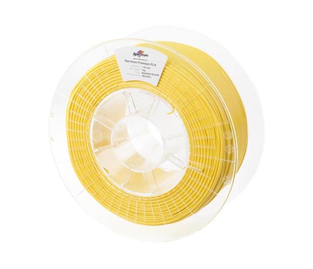 Spectrum PLA Bahama Yellow 1kg - 485814 - zdjęcie