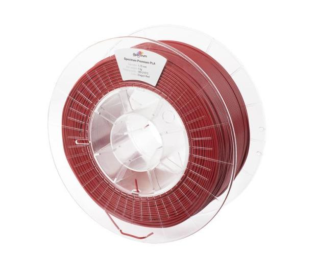 Spectrum PLA Dragon Red 1kg - 485773 - zdjęcie